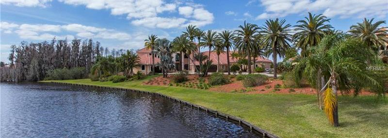 Waterfront Homes in Tampa Bay for Sale